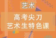金泽教育艺考文化课尖刀课程